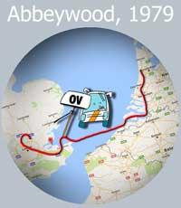 Abbeywood Engeland An Op Reis